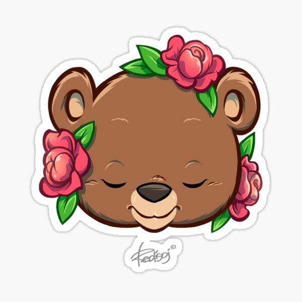 Animal - Bear Sticker