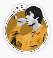 Liam Gallagher Oasis Sticker