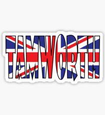 Tamworth Sticker