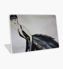 Ming  (Self-Portrait) Laptop Skin