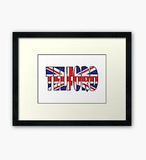 Telford Framed Print