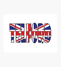 Telford Photographic Print