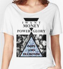 Lana Del Rey / Money Power Glory [3] Women's Relaxed Fit T-Shirt