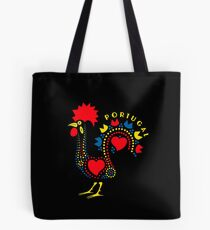 Rooster - Portugal Tote Bag