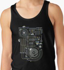 Camiseta de tirantes Circuito 02