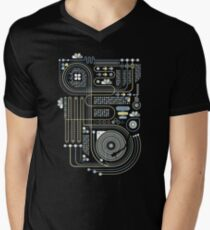 Circuit 02 Men's V-Neck T-Shirt