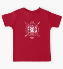 The Frog Brothers Kids Tee