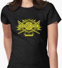 Hanzo Steel Women's Fitted T-Shirt