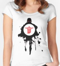 Wolfenstein Women's Fitted Scoop T-Shirt