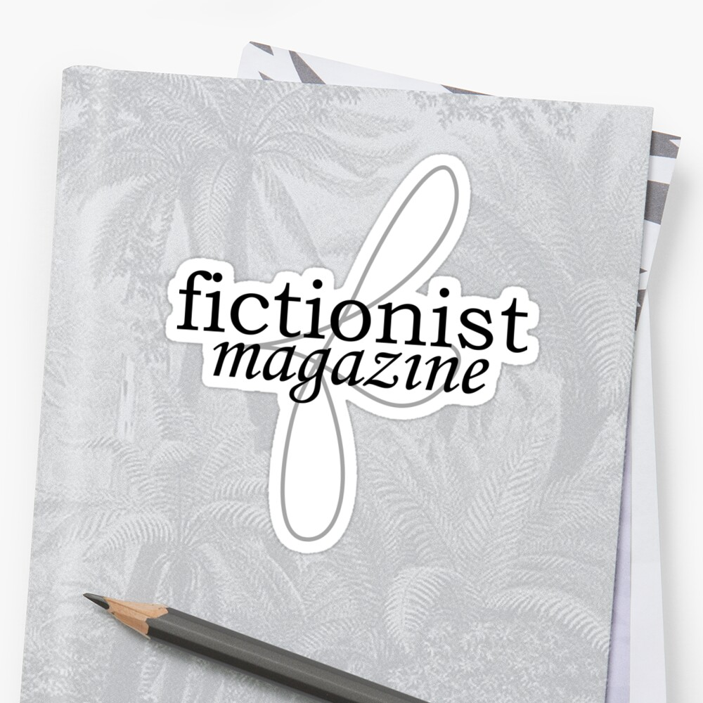 Fictionist Magazine -- Logo! by Jackie Peterson
