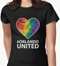 Orlando United - Be Strong Orlando T-shirt Women's Fitted T-Shirt