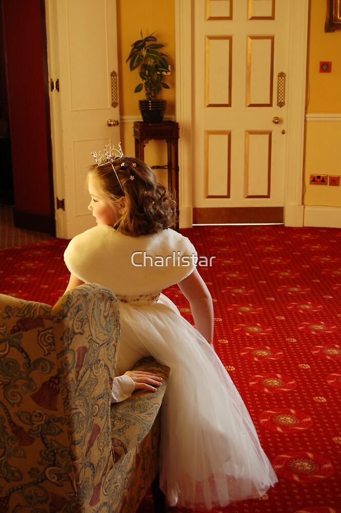 bridesmaid- colour by Charlistar
