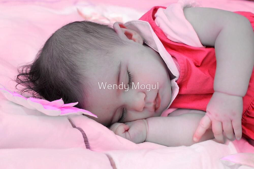 Sleeping Angel by Wendy Mogul