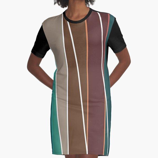 The Master three Graphic T-Shirt Dress