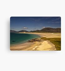 Harris: South West Coast Beaches Canvas Print