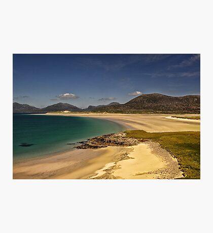 Harris: South West Coast Beaches Photographic Print