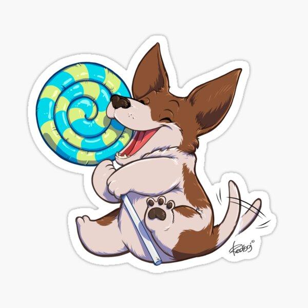 Sweet doog #5 Sticker