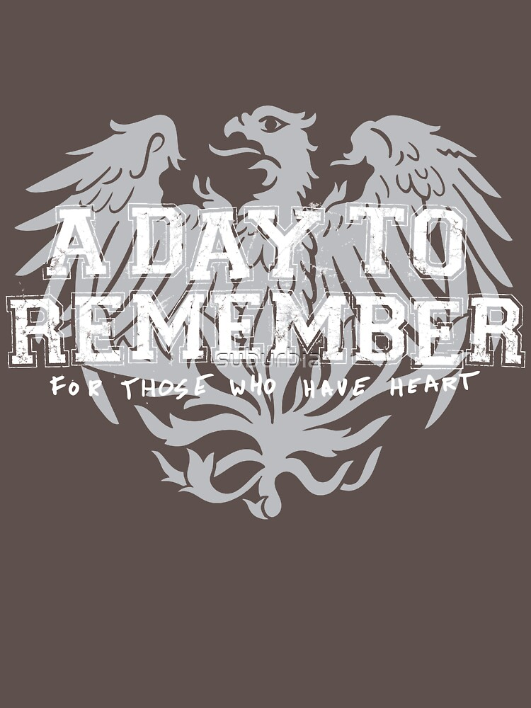 A Day To Remember - For Those Who Have Heart | Unisex T-Shirt