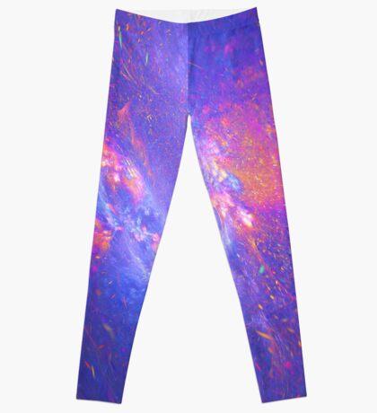 Galactic fractals Leggings