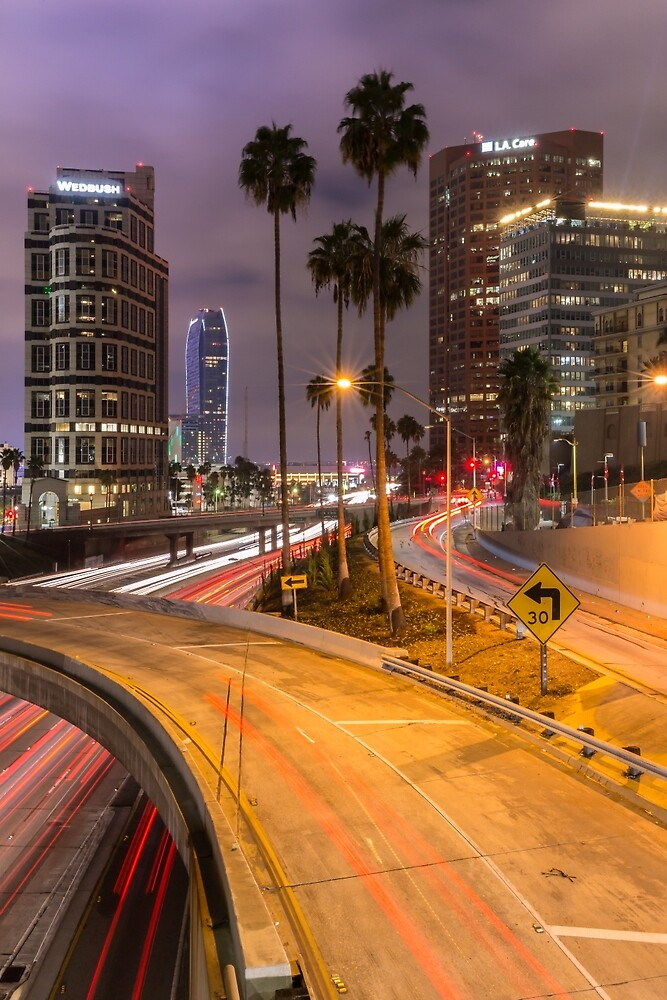 Vertical Harbor Freeway 2 by Nadim Baki