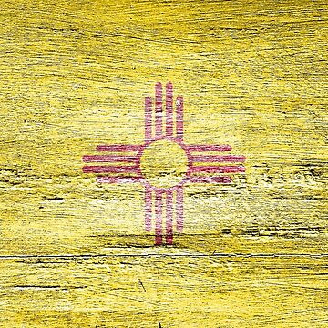 New Mexico Flag by strippedTees