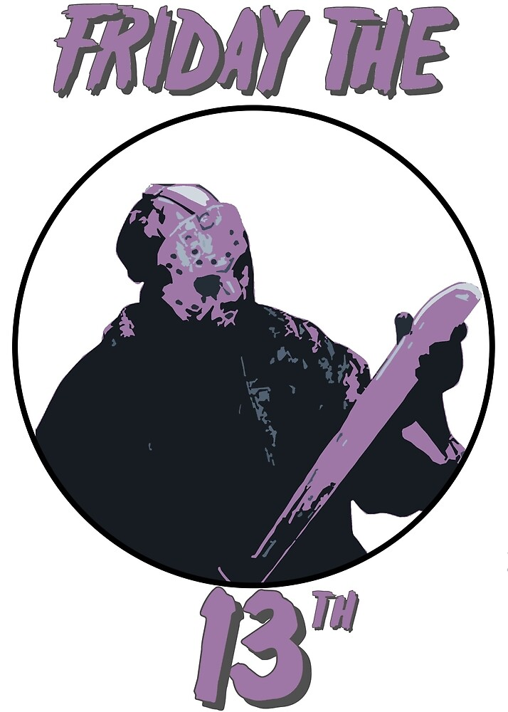Jason Friday The 13th by BearSquatchEX
