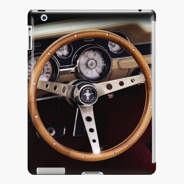 1967 Ford Mustang, steering wheel iPad Snap Case