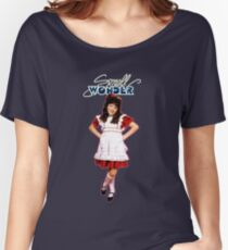 Small Wonder Women's Relaxed Fit T-Shirt