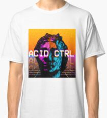 ACID CTRL OFFICIAL MERCH Classic T-Shirt