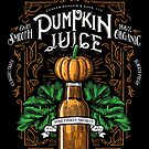 The Juice of the Pumpkin by barrettbiggers