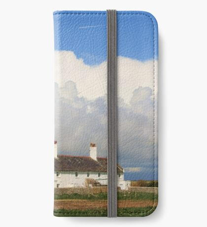 Coastguard Cottages iPhone Wallet