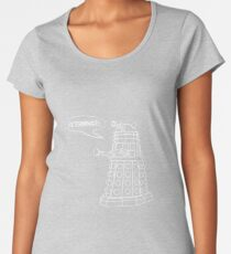 Dalek! Women's Premium T-Shirt