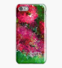 Bottle Brush Abstract iPhone Case/Skin