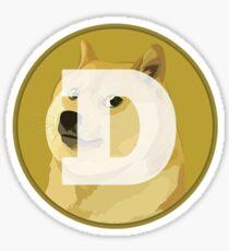 Dogecoin !!! Sticker