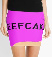 Beefcake Mini Skirt