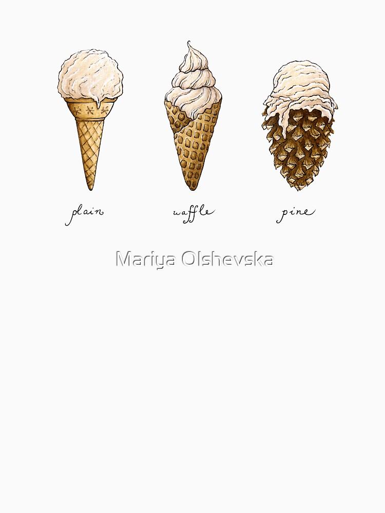 Ice-Cream Cones   Unisex T-Shirt