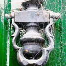 Old Door Knocker, Glenveagh Castle, Donegal, Ireland by Shulie1
