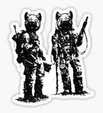 War Pigs Sticker