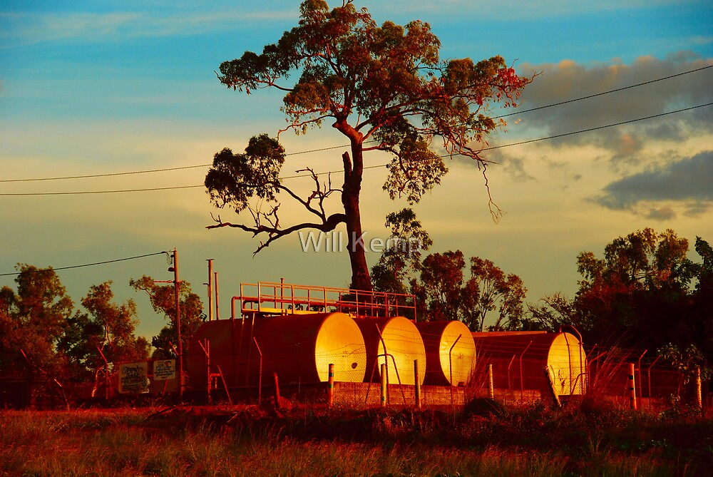 Outback NT by Will Kemp