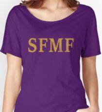 SFMF Marine  Women's Relaxed Fit T-Shirt