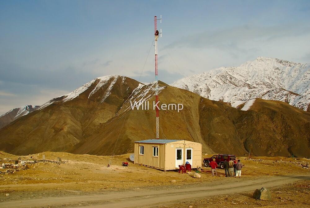 Panjshir Radio by Will Kemp