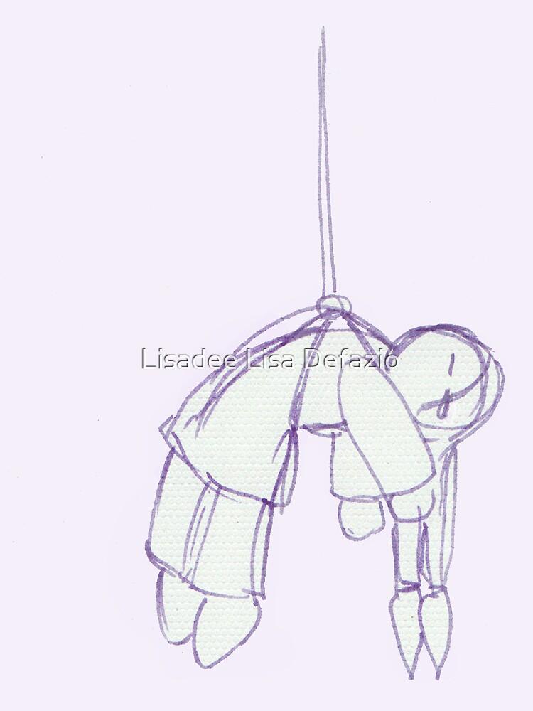 Hung by Lisadee Lisa Defazio