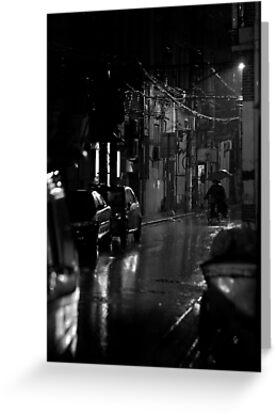 Middle Jiangxi Road by Daniel Chanisheff