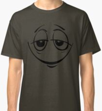 stoned smiley Classic T-Shirt