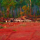 Car Dump by Will Kemp