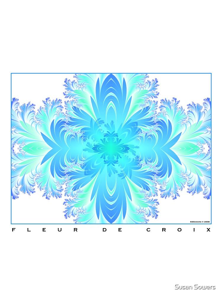 Fleur de Croix Aqua by SSSowers