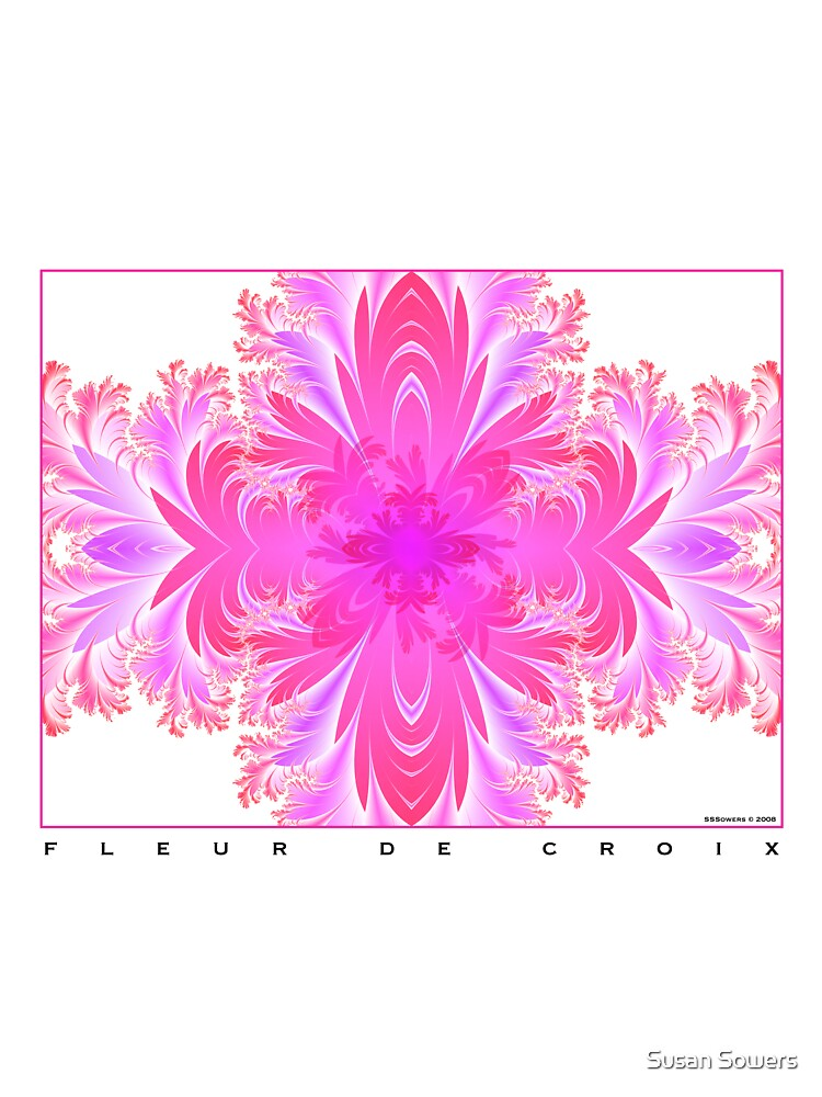 Fleur de Croix Fuchsia by SSSowers
