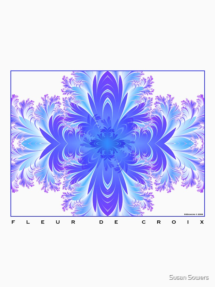 Fleur de Croix Violet by SSSowers