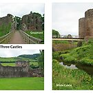 A Tour of Three Castles by RedHillDigital