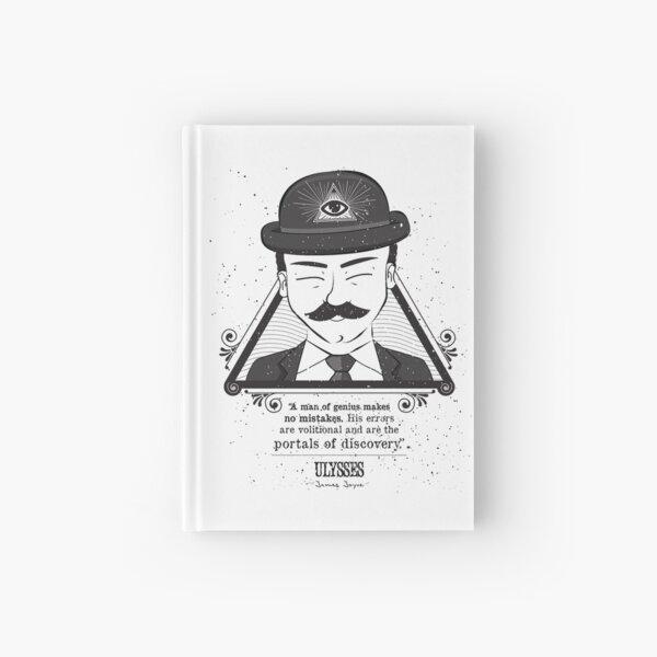 Ulysses - Man of Genius Hardcover Journal